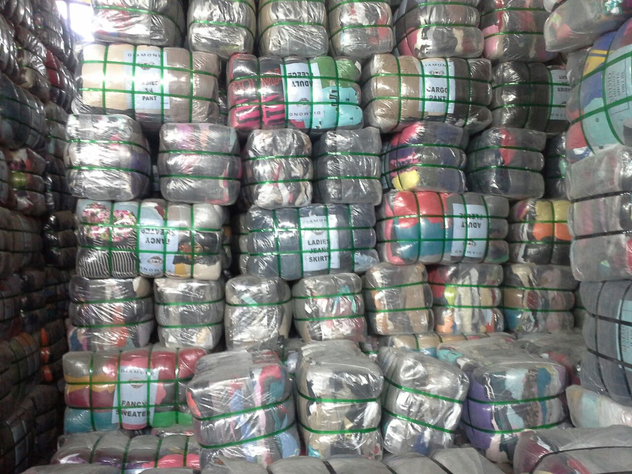 Large Stocks Readily Available at WTC-Textile.com